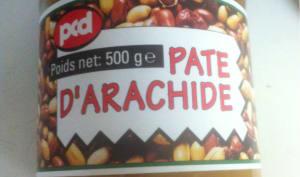 Boeuf mijoté aux arachides