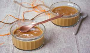 Mousse au caramel beurre salé