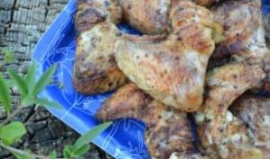 Aile de poulet indien