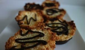 Rochers congolais chocolat