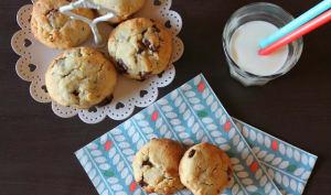 Cookies moelleux au chocolat