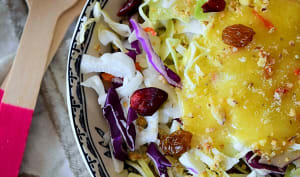 Salade Coleslaw comme a New York
