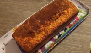 Cake Salé au Saumon Fumé et à l'Aneth