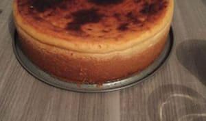 Cheesecake vegan fruits rouges