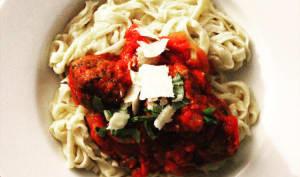 Meatballs à l'italienne