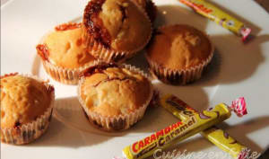 Muffins pomme-carambar