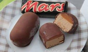 Mars glacés maison