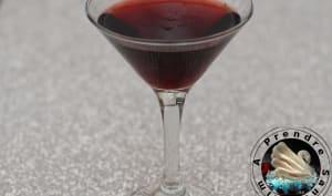 Martini à la grenade