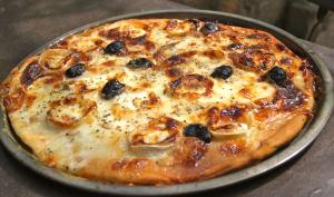 Pizza chevrette