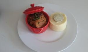 Filet mignon de porc aux pruneaux d'agen
