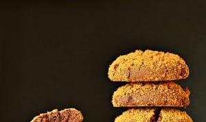 Cookies chocolat spéculoos
