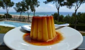 Petits pots de crème à l'orange faits maison