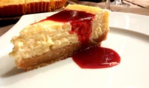 Cheesecake au citron vert et à la vanille de Madagascar
