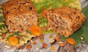 Le Healthy Fall Cake