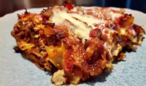 Les lasagnes des gourmands