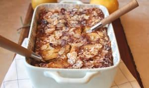 Desserts à tomber dans les pommes