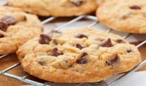 Biscuits au Miel de lavande et pépite de chocolat