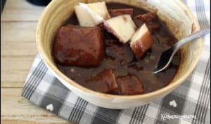 Civet de seiche au multi cuiseur