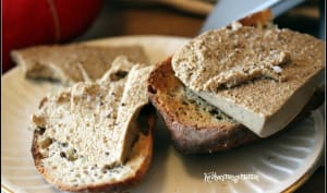 Terrine de foie gras végétal