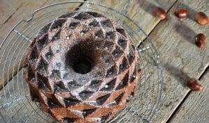 Bundt cake crème de marrons ou gâteau ardéchois