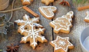 Biscuits à l'orange et aux épices