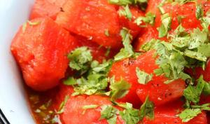 Curry de pastèque