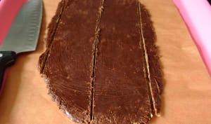 Feuilletine aux corn flakes feuillantine