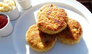 Croquettes de poulet rôti