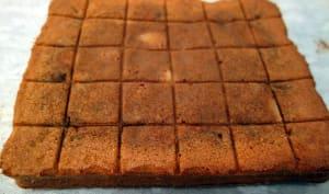 Fondant chocolat poires
