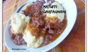 Matuffi garfagnani