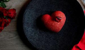 Le coeur framboise