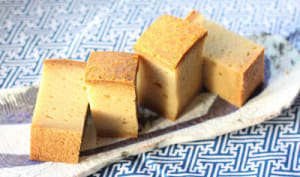 Mochi au beurre