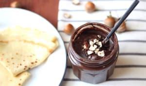 Gianduja au chocolat noir
