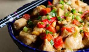 Poulet Kung Pao