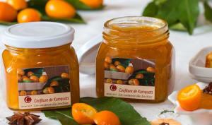 Confiture de kumquats parfumée à la badiane