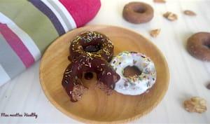 Biscuit façon donut au chocolat