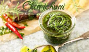 Sauce Chimichurri