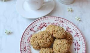 Cookies aux flocons de quinoa