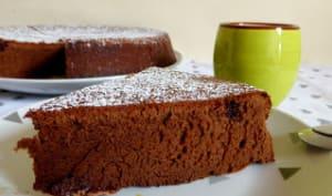 Le super gâteau au chocolat de Marthe