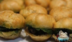 Choux aux escargots