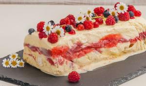 Un dessert tout simplement parfait