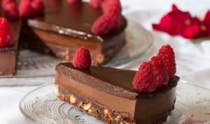 Fraicheur gourmande et croquante tout chocolat
