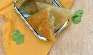 Samoussa aux sardines