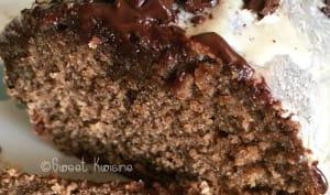 Le cake extra-moelleux au café et au rhum