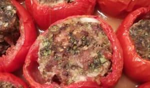 Tomates farcies des familles