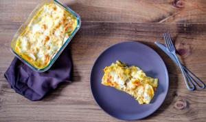 La mamma a dit : lasagnes !