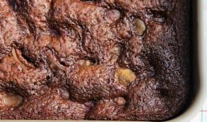 Moelleux au chocolat et aux prunes