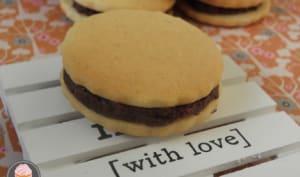 Biscuits fourrés au chocolat façon BN / Princes