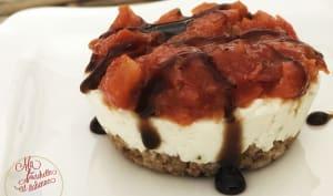 Mini cheesecakes salés