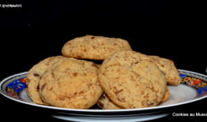 Cookies au muscovado
